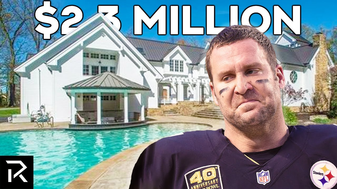 How Big Ben Spends His Millions