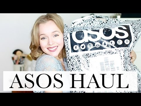 ASOS SPRING HAUL AND TRY ON | ADDIDAS ORIGINALS | CORSET TREND | THECABLOOK
