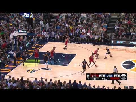 Utah Jazz 2016-2017 Offense Observations