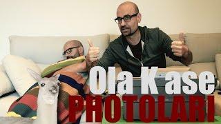 Ola k ase, Photolari: presentación
