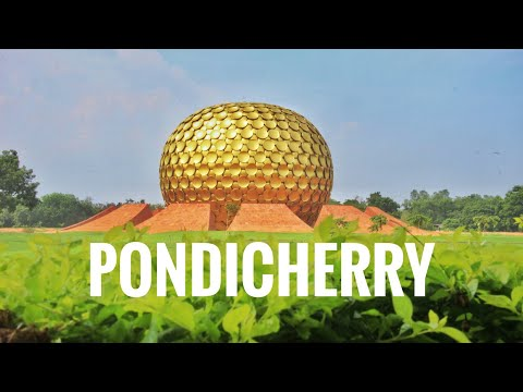 Pondicherry Travel Vlog | Places to Visit, Food & more