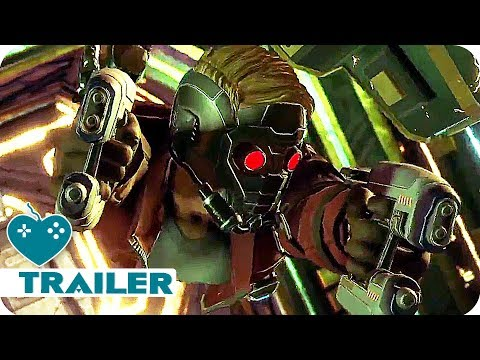 GUARDIANS OF THE GALAXY Episode 3 Trailer (2017) Adventure Game