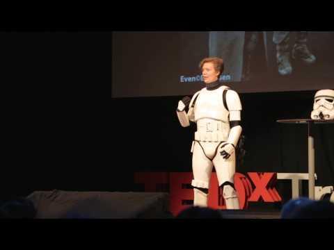 Bad guys doing good  Thea Thomassen  TEDxTrondheim
