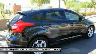 2014 Ford Focus Mesa AZ P7407