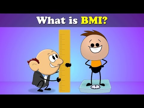 What Is BMI? (Body Mass Index) | #aumsum