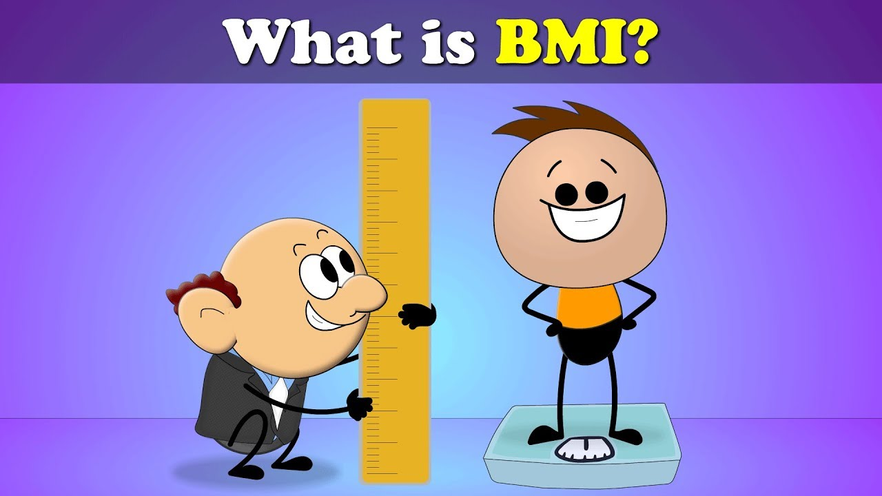 What is BMI? (Body Mass Index) + more videos   #aumsum #kids #science #education #children