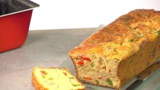 Cake Méditerranéen au thon - TIPIAK