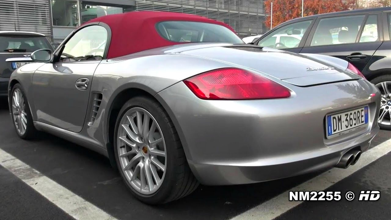 Porsche Boxster Rs60 Spyder Sound With Pse Start Amp Revs