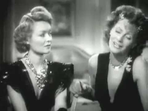 TWO-FACED WOMAN (1941) Trailer