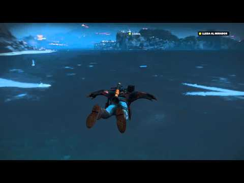 Just Cause 3 Epic fail