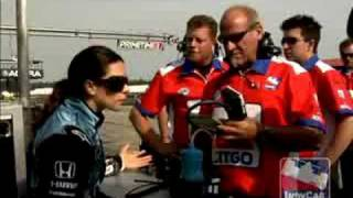 Danica and Milka argue in Pits