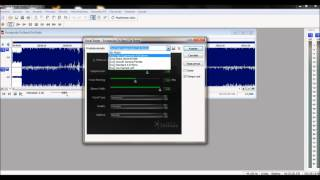 Sound Forge Audio Studio 10: Quitarle la voz a una cancion (con la direccion del VOCAL ERRASER)