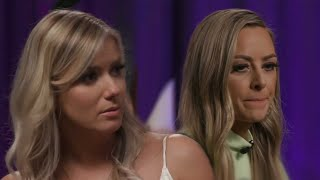 Love Is Blind Reunion: Amber CONFRONTS Jessica About Flirting With Barnett