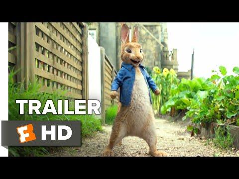 Peter Rabbit International Trailer #1 (2018) | Movieclips Trailers