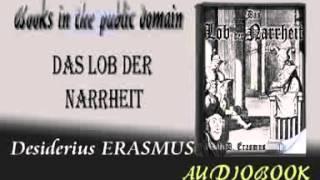 Das Lob der Narrheit audiobook Desiderius ERASMUS