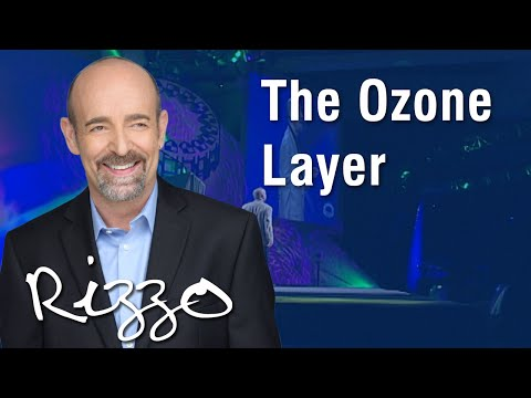 Funny Keynote Speaker Steve Rizzo-the ozone layer is being destroyed by cow gas