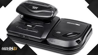 Sega Mega-CD, 32X i narodziny ESRB - Time Warp