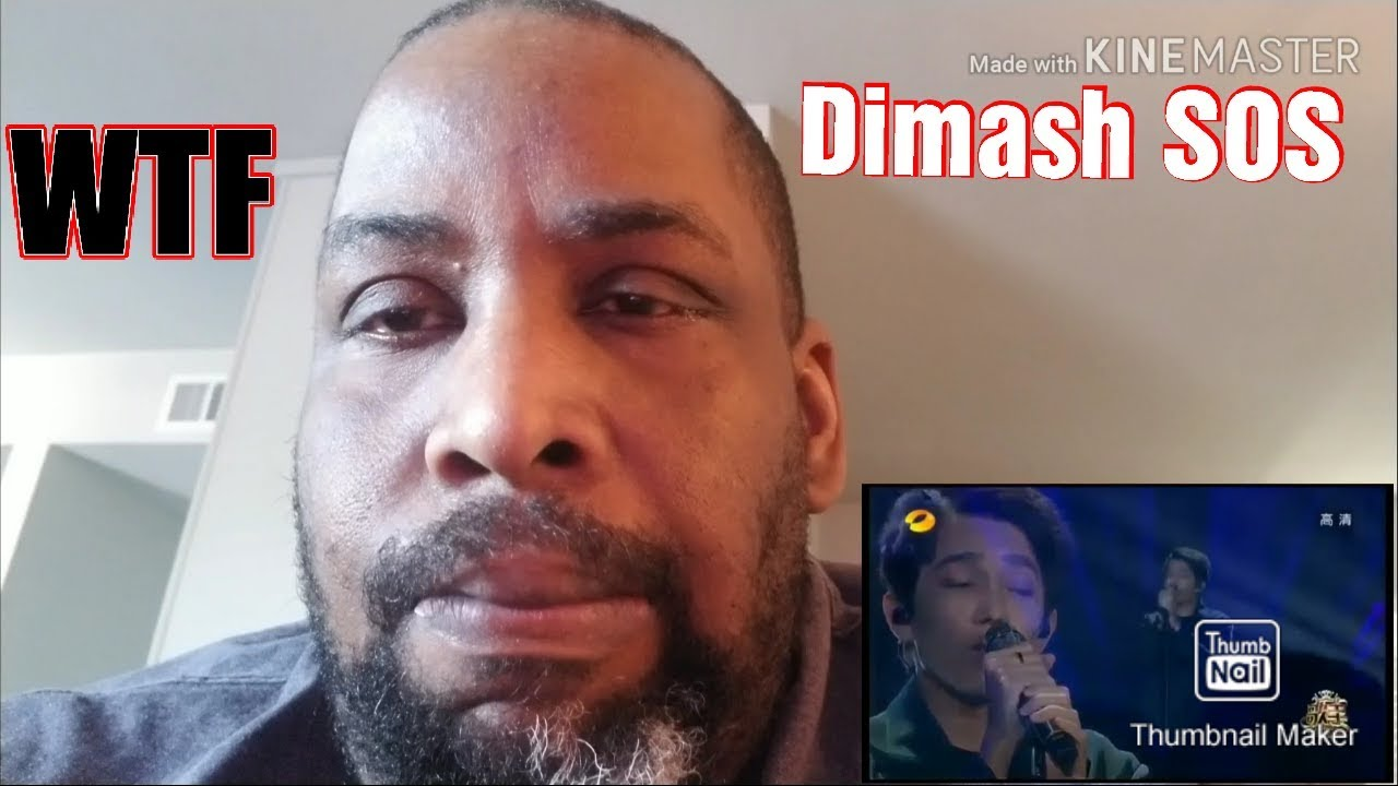 Dimash SOS Reaction