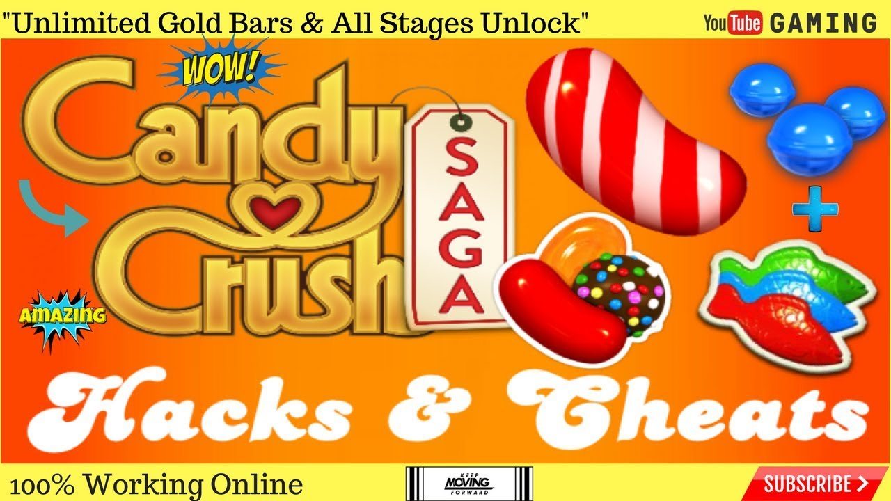 candy crush lives hack
