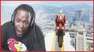 GTA 5 Online NEW Races - DESPERATION LEVELS AT AN ALL TIME LOW!