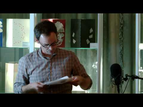 THE POET'S VOICE: Jared Stanley & C.D. Wright | Woodberry Poetry Room