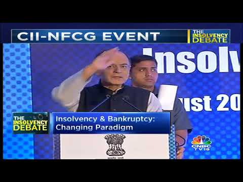 Insolvency & Bankruptcy: Changing Paradigm