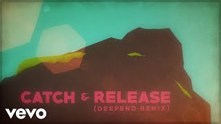 Matt Simons - Catch & Release (Deepend remix) - Lyrics Video thumbnail