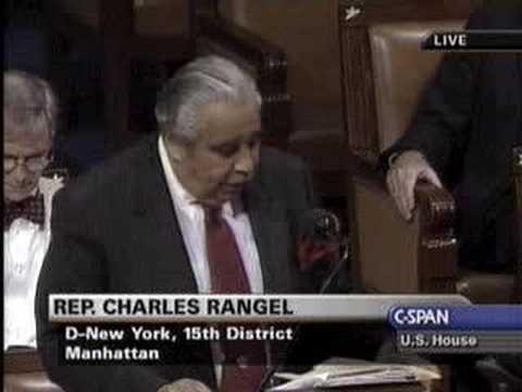 Chairman Rangel On Renewable Energy Tax Act
