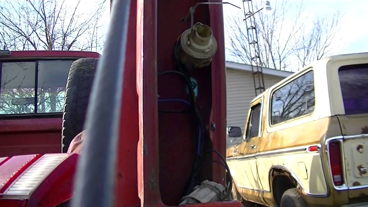 Red F 150 Taillight Wiring Part One Youtube 1970 Ford Bronco Diagram Colored