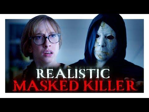 Bobby Leach - WATCH: Inconvenient Killer's Mask