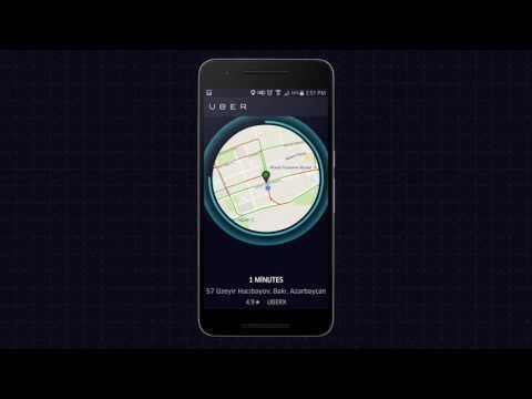 Bu necə olur ? #3 - Uber taksi