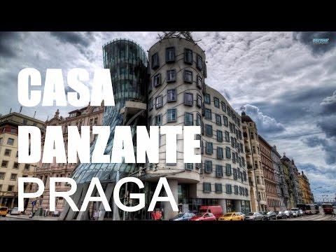 PRAGA CASA DANZANTE DANCING HOUSE