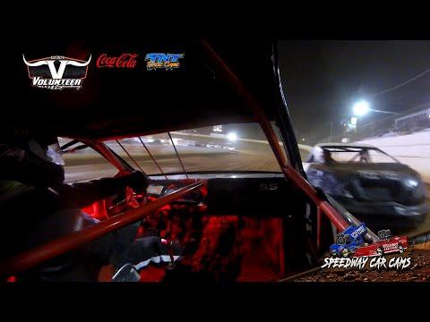 Winner #1 Jacob Sharp - FWD - 10-12-19 Volunteer Speedway - In-Car Camera
