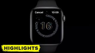 WatchOS with new Health app (Full Reveal)