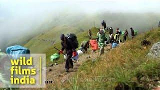 Devotees throng for Nanda Devi Raj Jat Yatra - Uttarakhand