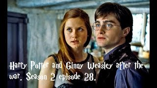 Harry Potter and Ginny Wealsey after the war season 2 episode 28
