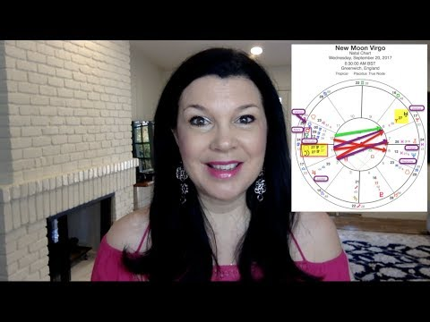 New Moon in Virgo Sep 19 & 20 Astrology Numerology Forecast: Change Your Life!