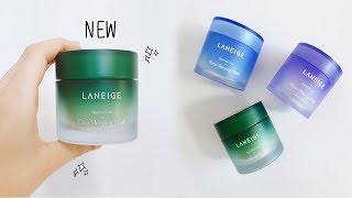 Laneige Cica Sleeping Mask Review Best Sleeping Mask for Acne prone skin?