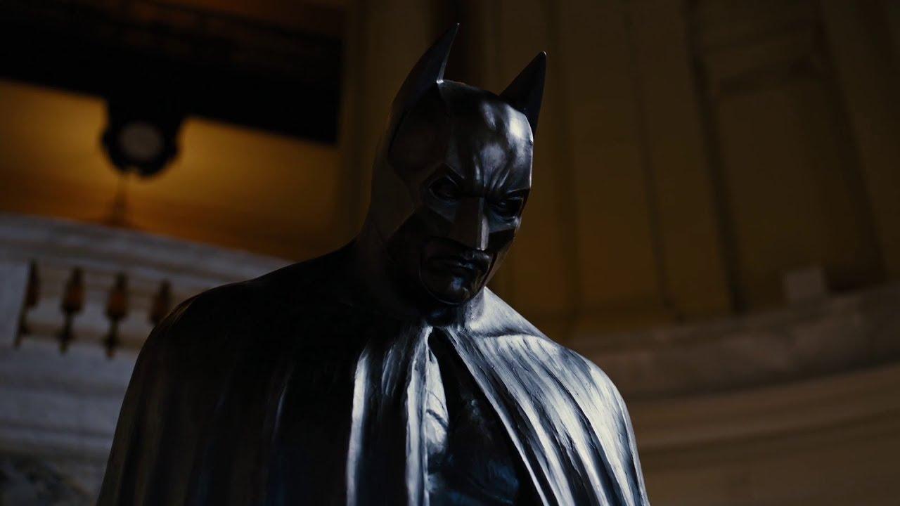 Batman: The Dark Knight Rises Bruce Wayne's Funeral scene. - YouTube