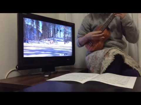 Lalas Theme From Doctor Zhivagoukulele Youtube