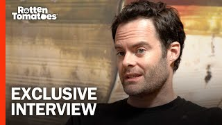 UNCUT 'Barry' Star Bill Hader Interview | Rotten Tomatoes @ SXSW 2018