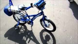 мотор-колесо 36 вольт.wmv(Яркий и привлекательный велосипед, предназначенный для детей 4-6 лет. На него установили мотор-колесо 36 воль..., 2012-09-09T03:27:00.000Z)