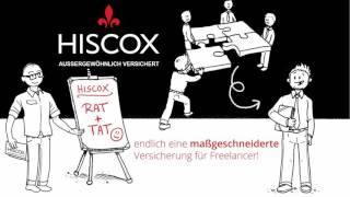 it freelancer by hiscox das erklrvideo