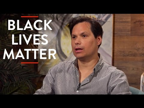 Michael Ian Black on Disagreeing with People and Black Lives Matter