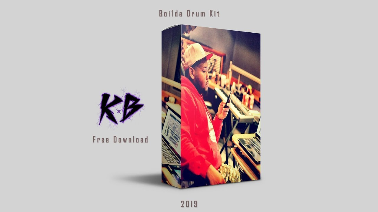 Official Boi1da Drum Kit - 2019 (FREE DOWNLOAD)