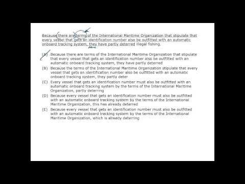 Maritime IDs - GMAT Free - GFSC113