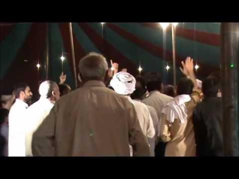 Urs Hazrat Saif Ullah Noori 2-11-11 part 5,BJS Qawwal live(nachaya tere ishq ...