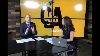 Ask Miami Heat reporter Ira Winderman LIVE 1/12/18 at 1:30 p.m.