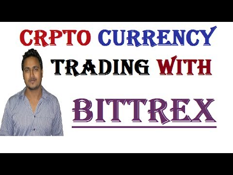 Crypto Currency Trading With Bittrex - Make Profit From CryptoCurrecy Trading - Bittrex Tutorial