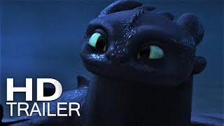 COMO TREINAR O SEU DRAGÃO 3 | Trailer (2019) Dublado HD